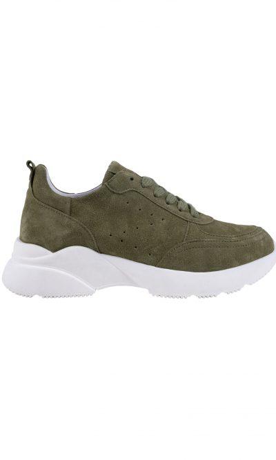Zusss hippe sneaker groen