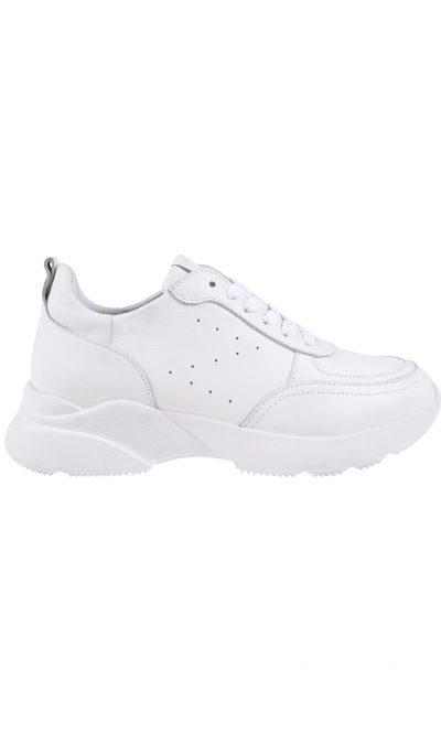 Hippe sneaker wit Zusss