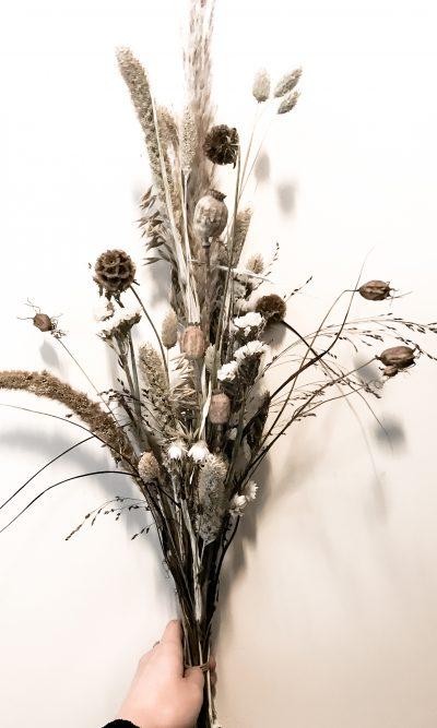 droogbloemen naturel